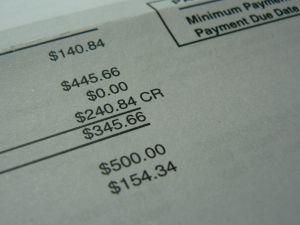 Mi lesz a túlzott hitelkártya terhelés eredménye?