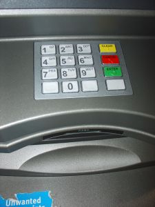Ingyenes készpénzfelvétel csak ATM-ből!